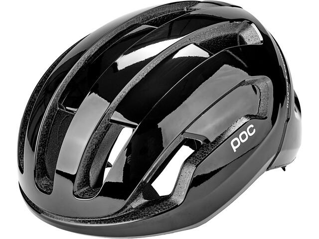 POC Omne Air Spin Helmet uranium black